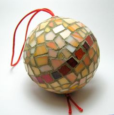 Hey, I found this really awesome Etsy listing at https://www.etsy.com/listing/86360428/mosaic-handmade-ornament-ball-christmas