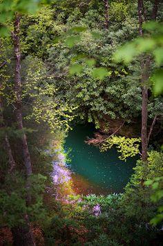 West Virginia Swim Hole, 'Emerald Pool' at Adventures on the Gorge, copyright REBECCA KIGER FOTOGRAFIA, www.rebeccakiger.blogspot.com