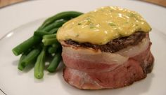 Fillet Mignon with Bearnaise Sauce - Good Chef Bad Chef