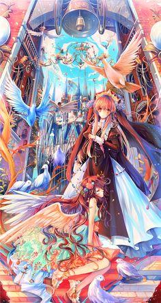 Rinker Bell by kirero1.deviantart.com on @deviantART #anime #illustration