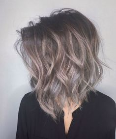 Fascinating Grey Beach Wavy Short Hairstyles for Women to Look Hot and Trendy Fascinating Grey Beach Wavy Short Hairstyles for Women to Look Hot and Trendy