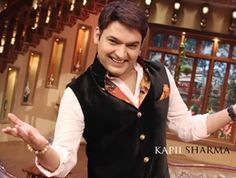 Kapil Sharma Full HD Images from Comedy Nights With kapil Free Download at Hdwallpapersz.net