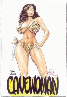 Paris Faune - Cavewoman