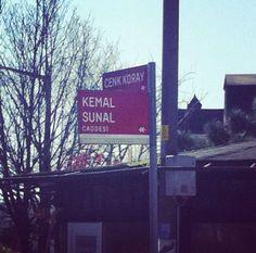 Kemal Sunal Caddesi Bahçelievler @hbahceliler webstagram