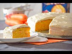 Pastel de zanahoria al estilo de Tres Estrellas por Cocina al natural