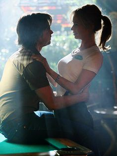 True Blood   Season 2, episode 5 Scene: Regardless of your feelings about the Sam/Daphne pairing — and of the fact that she turned out to be...