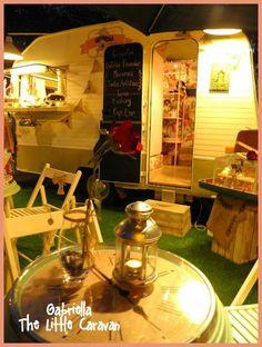 So sweet in Gabriella The Little Caravan