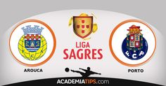 Arouca x Porto: As melhores previsões e analises para a sua apostas online é na Academia de Tips. Os jogos do FC Porto, Sporting e Benfica em analise.  http://academiadetips.com/equipa/arouca-x-porto-apostas-online/
