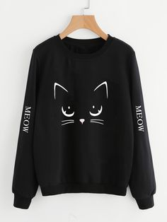 Gifts For Cat Lovers: Cat sweater