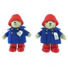 "Sally Reader - 1 3/4"" Paddington Bear; sold on ebay for $59.99"