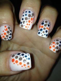 Chevron southern nail designs pinterest southern dots southerndotsnail designs prinsesfo Images