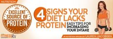 4 Signs Your Diet Lacks Protein
