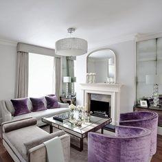 Touches of Purple | Centsational Girl | Bloglovin'