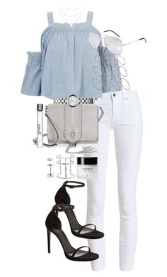 """""""Untitled #1226"""" by marissa-91 ❤ liked on Polyvore featuring Barbour, SJYP, Rebecca Minkoff, Yves Saint Laurent, ASOS, Context, Edge of Ember, Monarc Jewellery, Marc by Marc Jacobs and philosophy"""