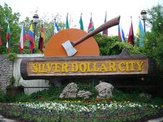 Silver Dollar City- Branson, MO