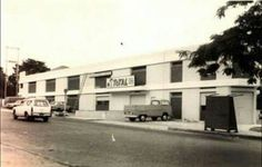 Unon de los primeros supermercados de paraguay