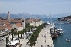 Trogir, Croatia - Really old and really tiny - two of my favorite qualities in a tourist attraction.