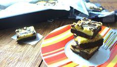 CHEESECAKE SWIRL BROWNIES 起司蛋糕布朗尼