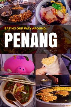 Penang is known as the food capital of Malaysia, with a melting-pot of flavours. Doing a food tour is the best way to see and taste the best of Penang.