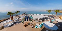 Beach clubs, por si quieres disfrutar de la noche