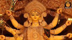 Durgapuja celebrations of Saltlake GD block. Maa Durga Photo, Durga Maa, Navratri Wallpaper, Kali Goddess, Lord Shiva, Ganesh, Deities, Jay Mataji, Wonder Woman