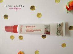Mandaryna's Beauty Blog: Yves Rocher Wrinlkes and Radiance Smoothing Fluid