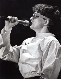 DEVO NYC 1977 Downtown New York, Nyc, History, Music, Pictures, Musica, Photos, Historia, Musik