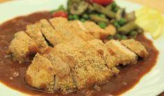 طريقة عمل الدجاج الياباني بصلصة الكاري |زيتونة