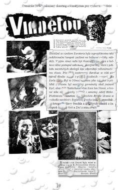 Vinnetou - Divadelní hra z období Protektorátu na motivy románu Karla Maye