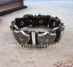 jewelry bangle bracelet  punk rock Bracelet by jewelrybraceletcuff, $8.50