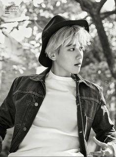 EXO | BAEK HYUN