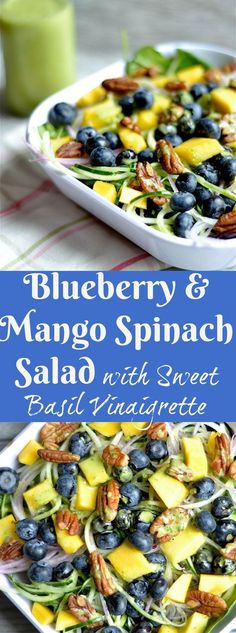 The perfect spring and summer salad bursting with flavor! Paleo with a Vegan option.