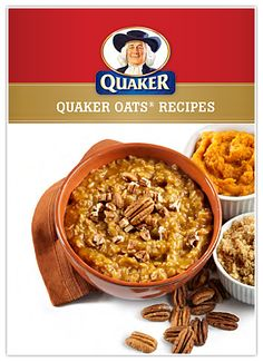 Yum! 9 mouth-watering, low-calorie, heart-healthy recipes made with Quaker Oats