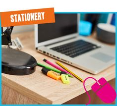 Make sure you're set for college with stationery from Wilko #Stationery #Pen #Pens #Pencils #Notebook #Notebooks #Diary #Diaries #Highlighters #Felts #Folders #Books #Student #Students #StudentLife #College