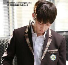 [Photo] #LeeJonghyun for #OrangeMarmalade Drama (1)