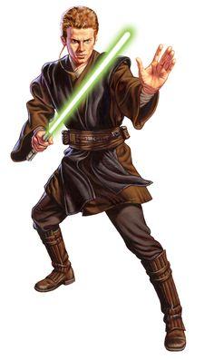 Anakin Skywalker by jasonedmiston on DeviantArt