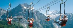 #Switzerland #Zipline #Zip_Line #Travel #Fun #Adventure  #Vurrio Vurrio.com