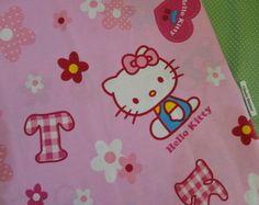 Tecido Hello Kitty