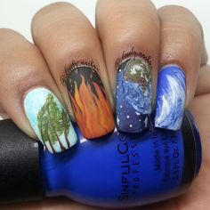 elements by _lovely_nails_ #nail #nails #nailart