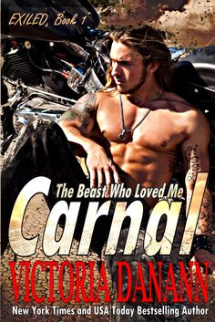 Blog Tour:: Carnal: The Beast Who Loved Me by Victoria Danann