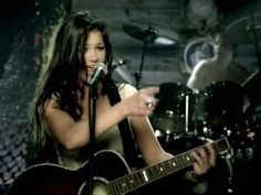 Redneck Woman - Gretchen Wilson  Big ups to being true to who you are!