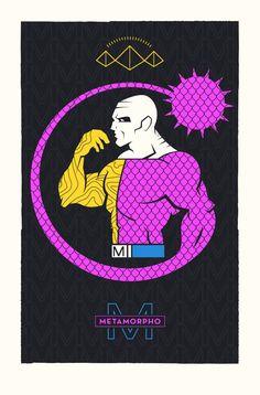 Become a supporter of #DC Superhero Profiles! Here's #Metamorpho!https://www.patreon.com/posts/dc-superhero-4338584