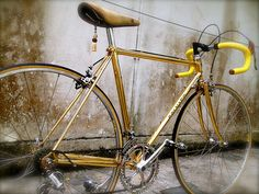 Colnago - Super Mexico Oro (Gold Plated) | Flickr - Photo Sharing!