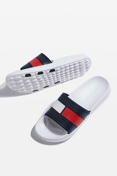 Sliders by Tommy Hilfiger