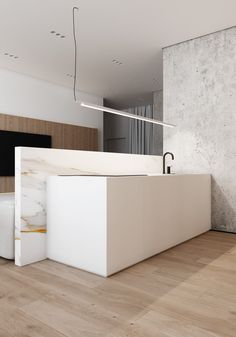 Giving Modern Interiors The Light Touch Adobe Photoshop, Compact Shower Room, Dining Pendant, Wood Interiors, Modern Interiors, Marble Room, Wood Slat Wall, White Tile Backsplash, Small Apartment Interior