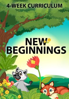 New Beginnings 4-Week Curriculum