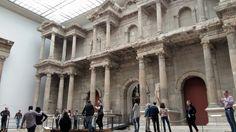 Amazing architecture - pergamon