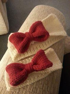 Hello Kitty Headband!!!  Ravelry: dianatpham's Bow Headband @Mischelle Myers-Arnoult