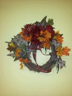 Fall 2013 Wreaths