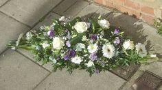 Funeral spray #funeralflowers #coffinspray #bellasphotos #bellasblooms #funeralflowers #funeraltribute #funeral #flowers #tribute #funeraltribute #funeralflowers #funeraltribute www.bellasblooms.co.uk
